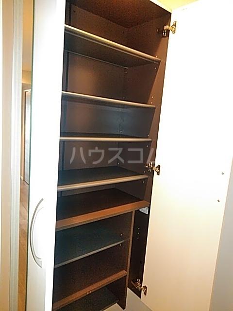 IS 201号室の収納