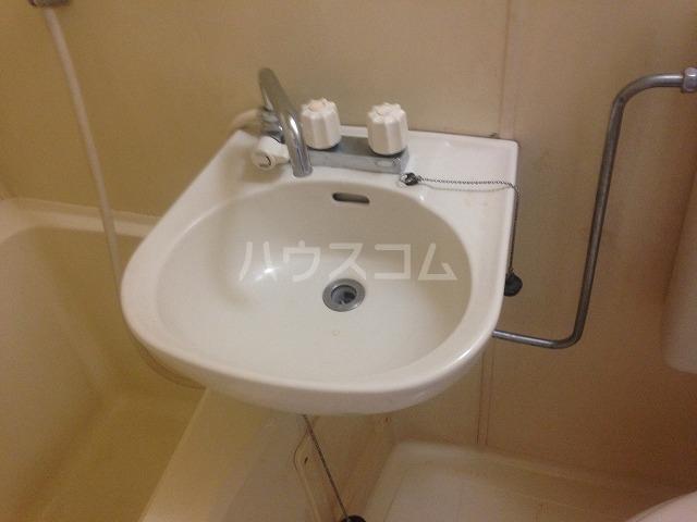 ドゥエルカネヒラ 305号室の洗面所