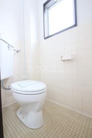 ローズマンション 303号室のトイレ