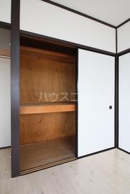 ローズマンション 303号室の収納