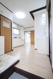 ローズマンション 303号室の玄関