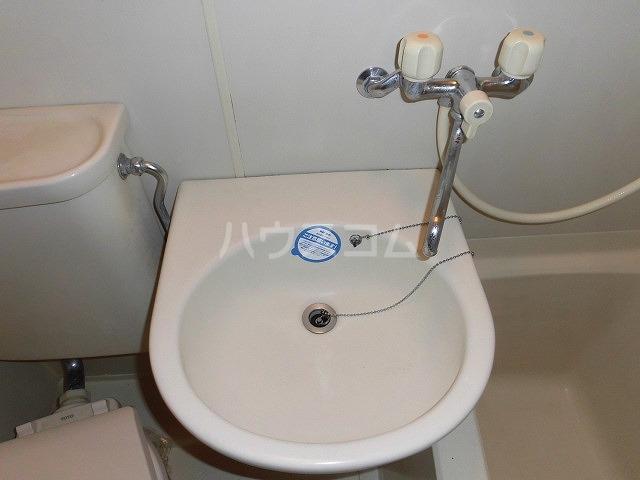 アドバンス共和 101号室の洗面所