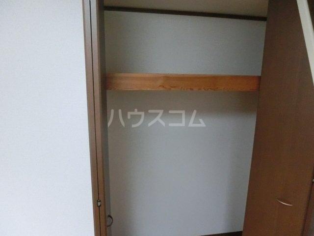 きよ松原 203号室の収納