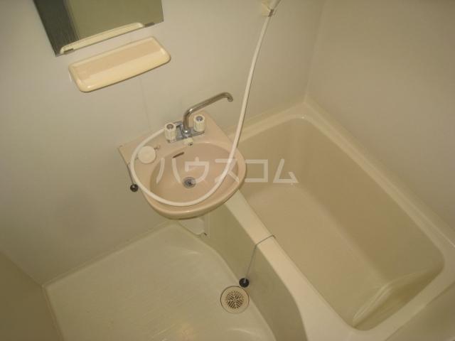 きよ松原 203号室の風呂