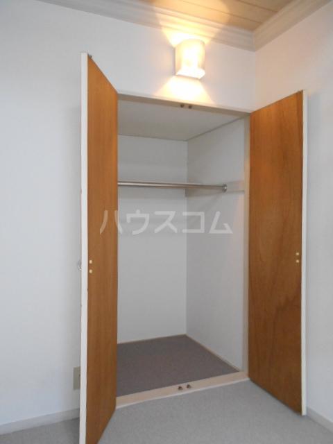 アーク鴨宮 202号室の収納