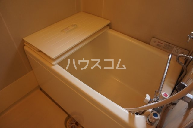 石井ラインマンション 402号室の風呂