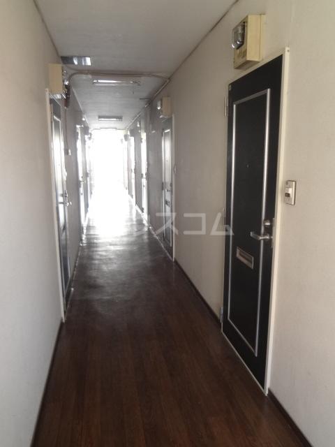 オラシオンT 211号室のロビー