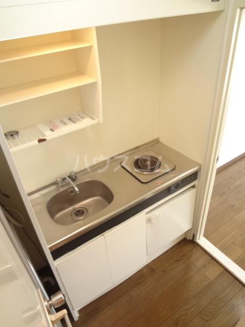 オラシオンT 211号室のキッチン