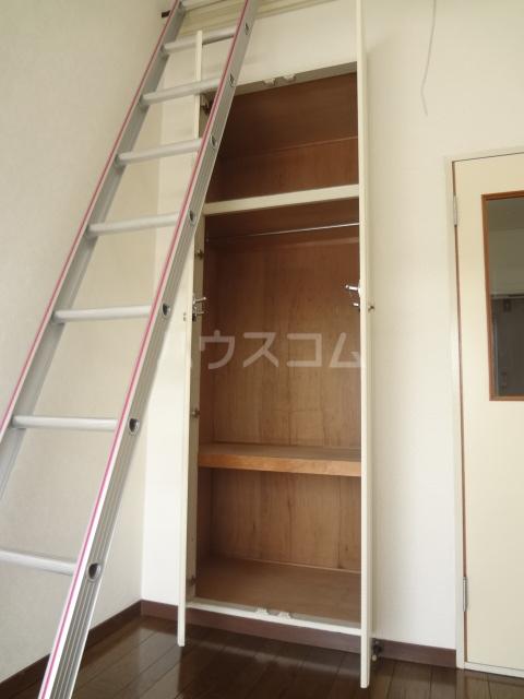 オラシオンT 211号室の収納