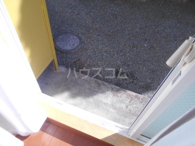 コーポSAGAN 105号室のバルコニー