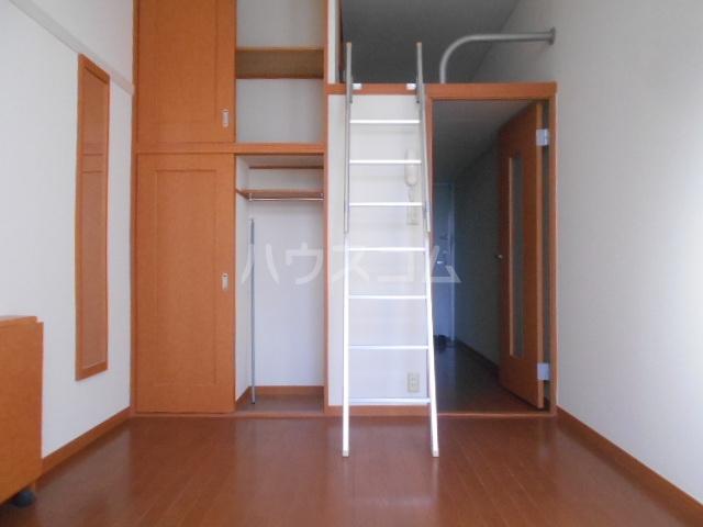 コーポSAGAN 105号室の収納