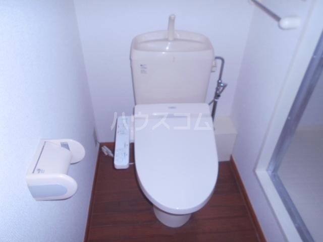 コーポSAGAN 105号室のトイレ