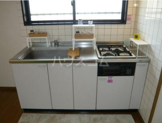 エトワールⅤ 307号室のキッチン