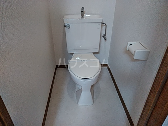 エトワールⅤ 307号室のトイレ