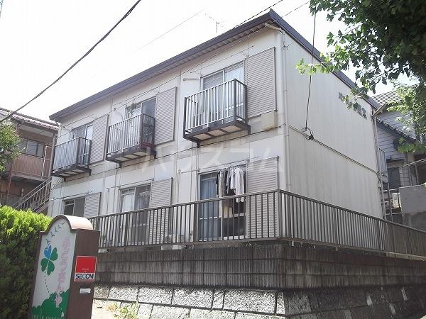 パナハイツ藤木外観写真