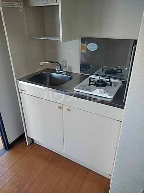 サンヒルズ川岸 307号室のキッチン