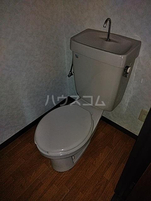 サンヒルズ川岸 307号室のトイレ