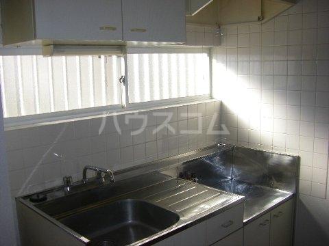 エステートピア相川 101号室のキッチン