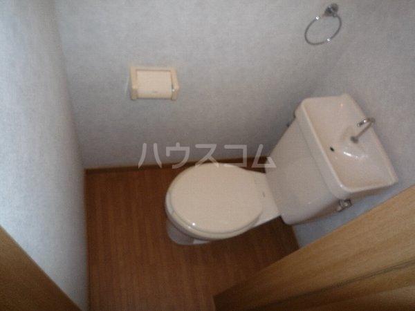 エステートピア相川 101号室のトイレ