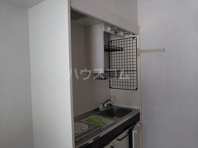 第五稲荷荘 203号室の風呂