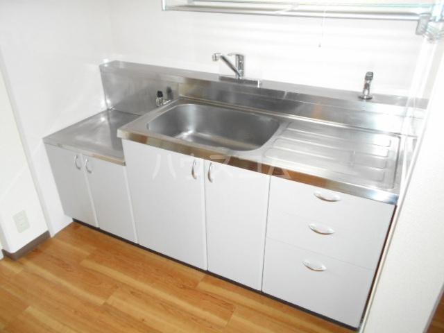 アミニティー鷺沼 507号室のキッチン