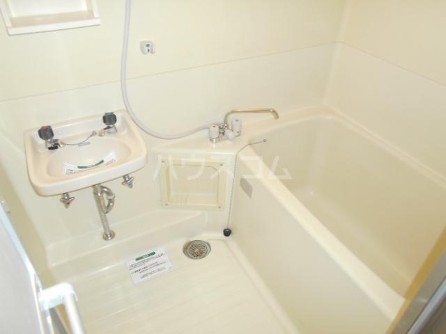 アミニティー鷺沼 507号室の風呂
