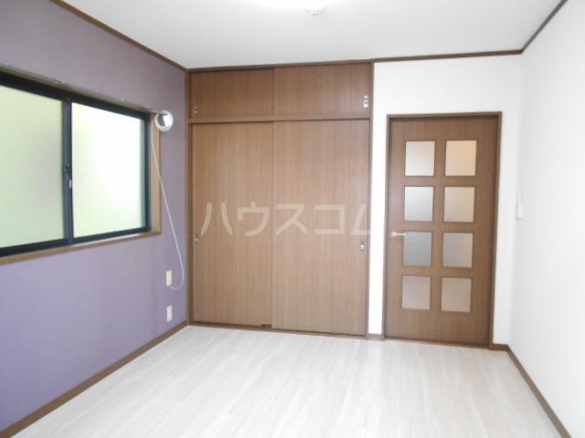 メゾンフェリカ 201号室の居室