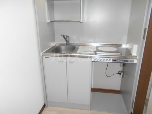 メゾンフェリカ 201号室のキッチン