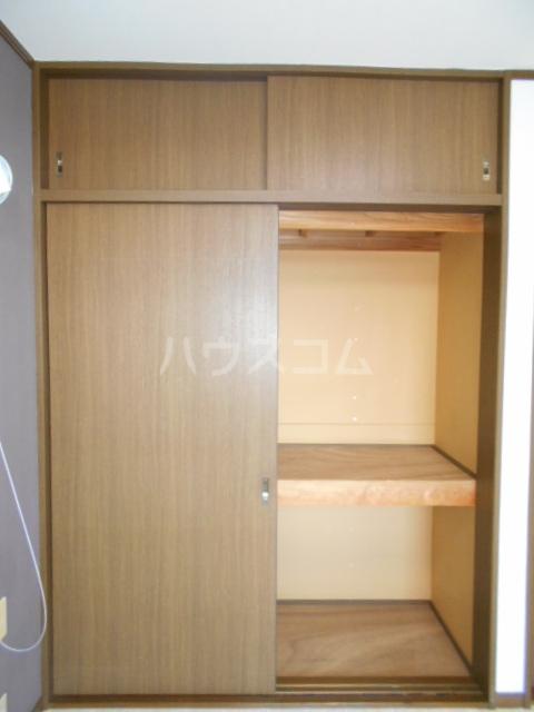 メゾンフェリカ 201号室の収納