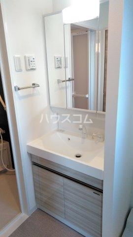 SOPHIA HILLS 607号室の洗面所