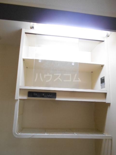 長秀ビル 202号室の収納