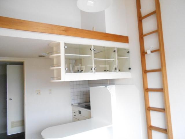 ベルピアデュエット春日部第3 101号室のトイレ