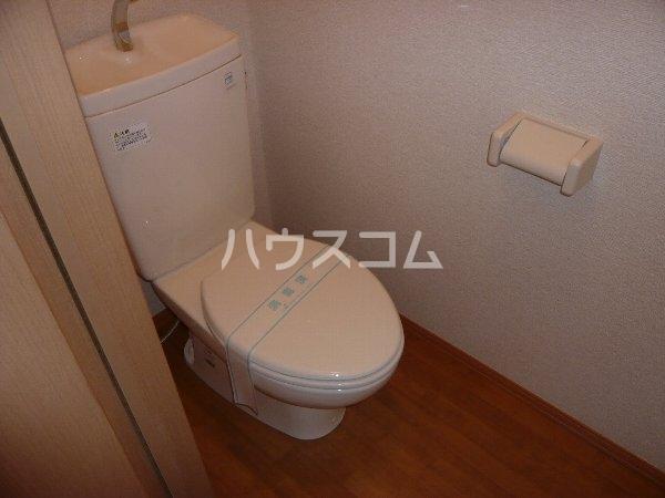 サニーホームズ 101号室のトイレ