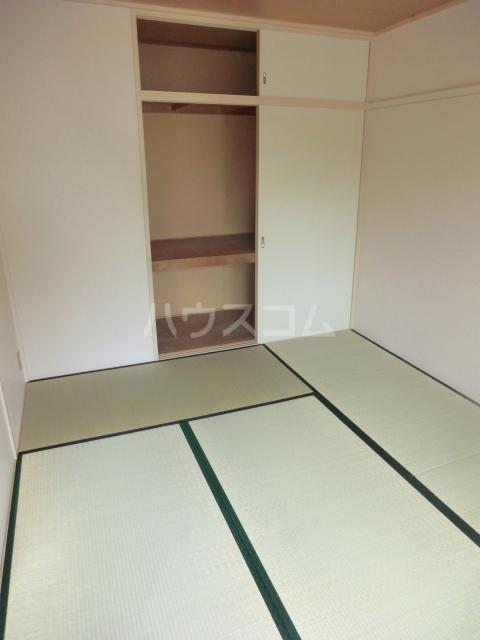 ハティセナン 101号室の収納