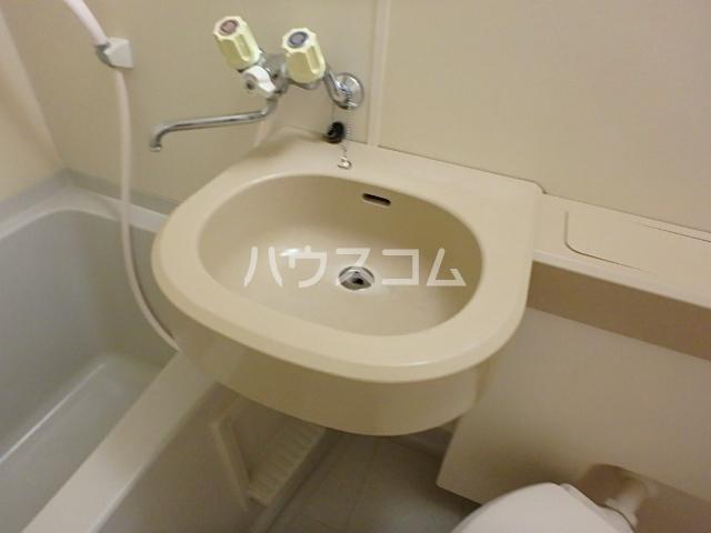 エトワール西船橋 406号室の洗面所