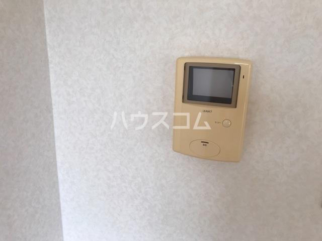 ラフレシール 205号室のセキュリティ