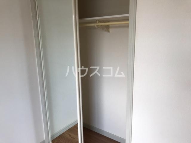 ラフレシール 205号室の収納