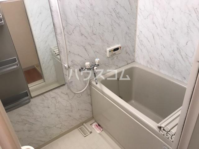 ラフレシール 205号室の風呂