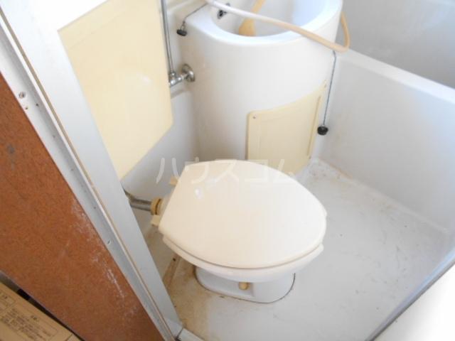 ヤマトハイツ 103号室のトイレ