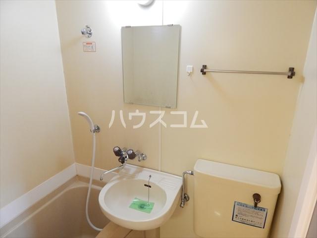 サンシャトー姫宮 108号室の洗面所