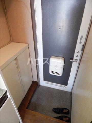 サンシャトー姫宮 108号室の玄関