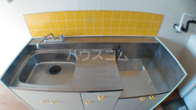 コーポリカ 201号室のキッチン