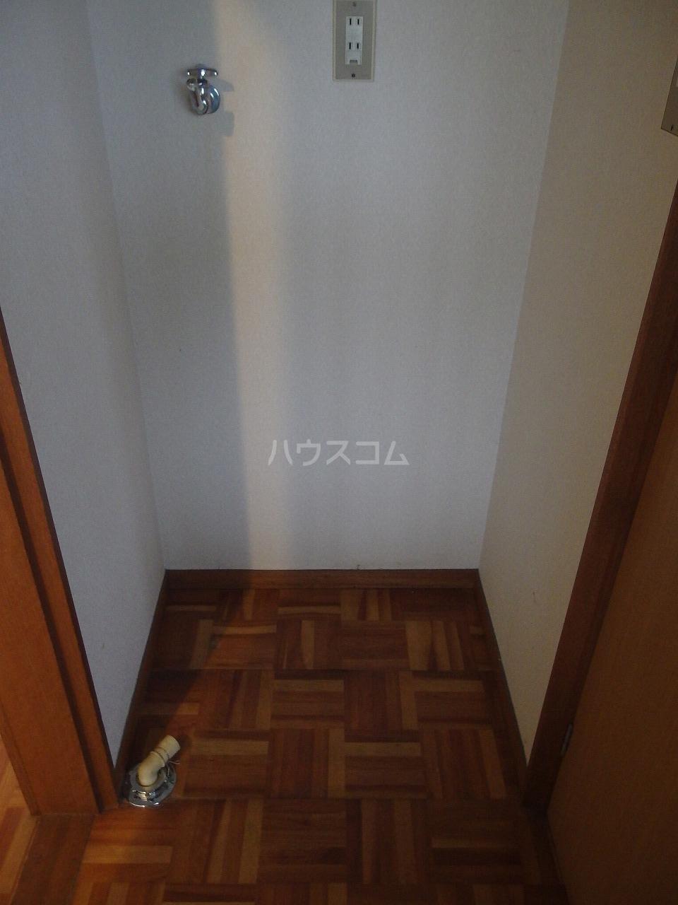 トゥリルハイツ 205号室の設備