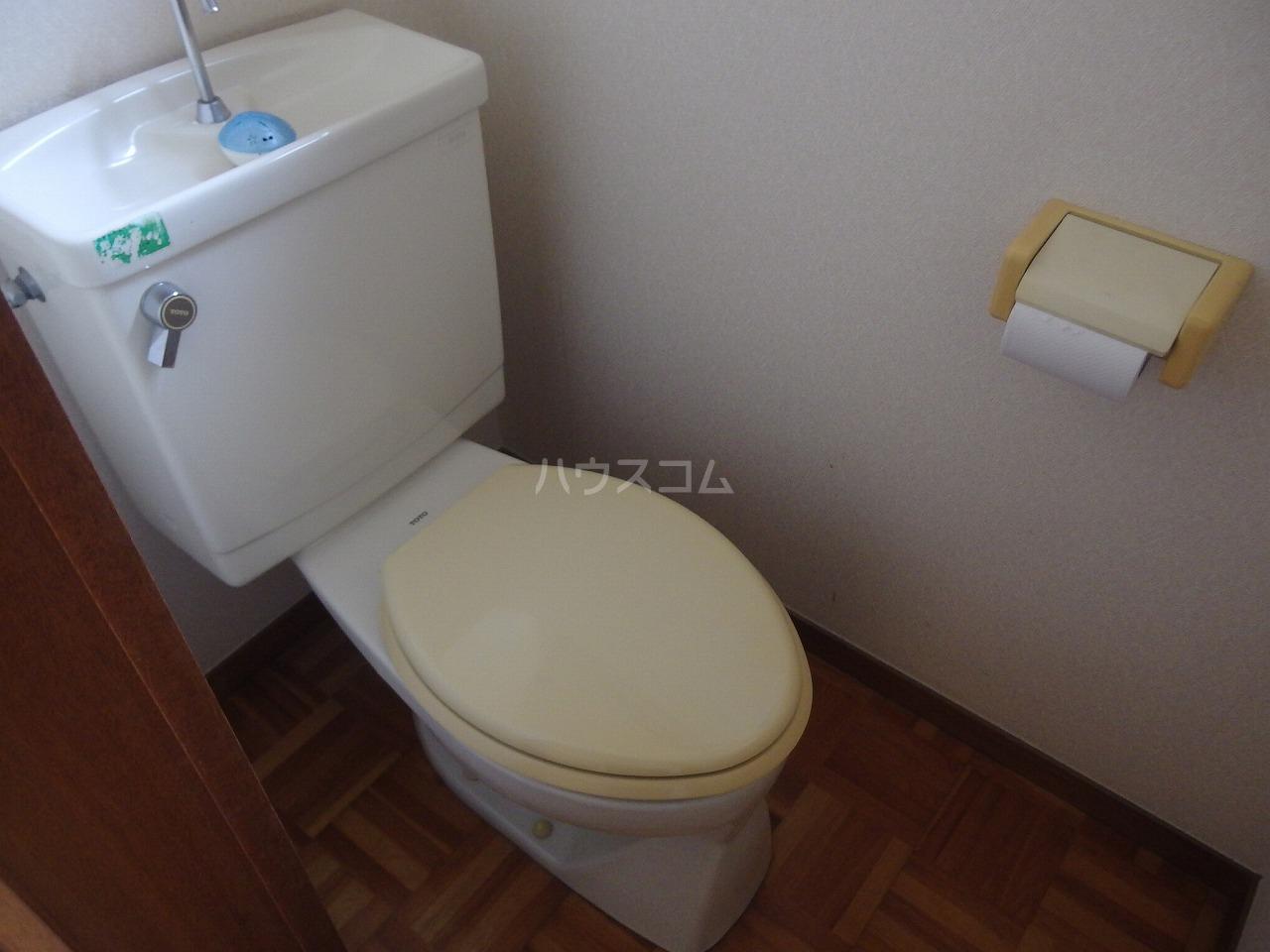 トゥリルハイツ 205号室のトイレ