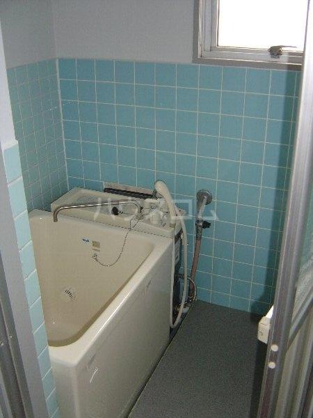 柏原農住団地S棟 3D号室の風呂