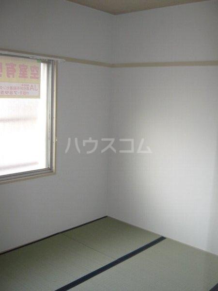 柏原農住団地S棟 3D号室のベッドルーム
