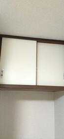 ユニバーサル守山口 201号室の収納