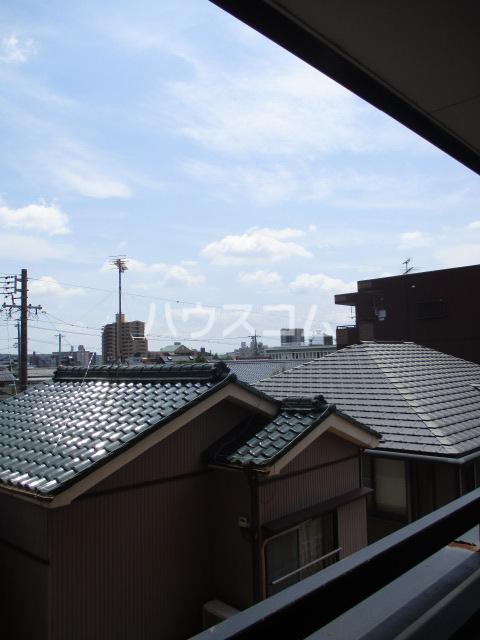 サンシャイン鳥居松 401号室の景色