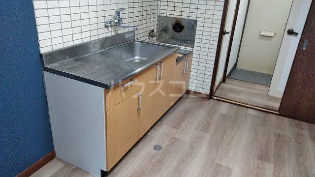 第3カーサ円正 3B号室のキッチン