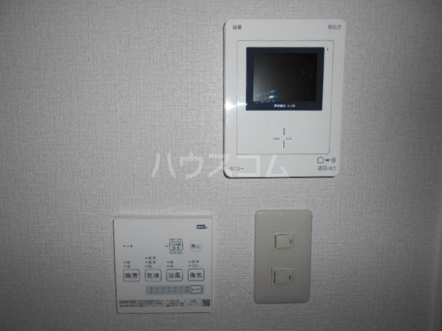 ラ・フォーレ 102号室の洗面所